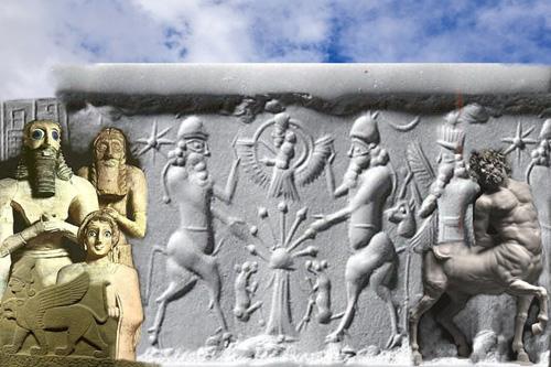 6 000 let staré sumerské texty nám odhalují historickou pravdu 14: Stvoření člověka 2