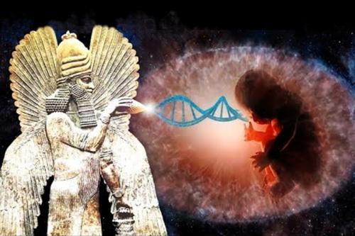 6 000 let staré sumerské texty nám odhalují historickou pravdu 15: Stvoření člověka 3