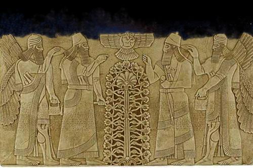 6 000 let staré sumerské texty nám odhalují historickou pravdu 16: Stvoření člověka 4