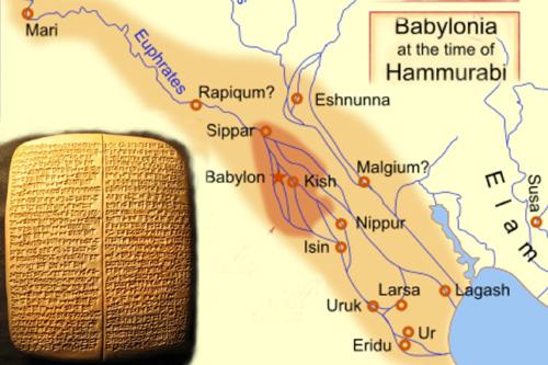 6 000 let staré sumerské texty nám odhalují historickou pravdu 1: Sumerské keramické tabulky 1