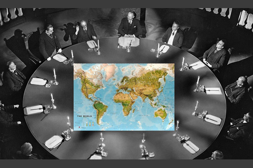 Tajná, chazarská, protilidská vláda – 25. část