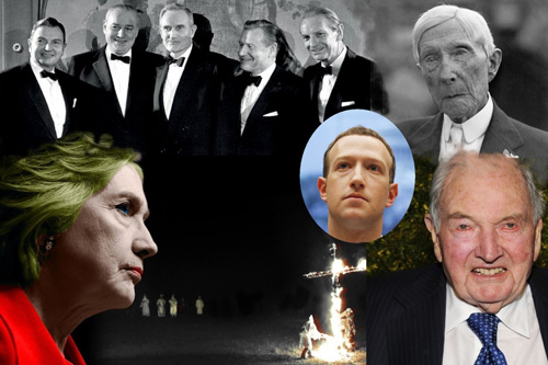 Tajná, chazarská, protilidská vláda – 34. část
