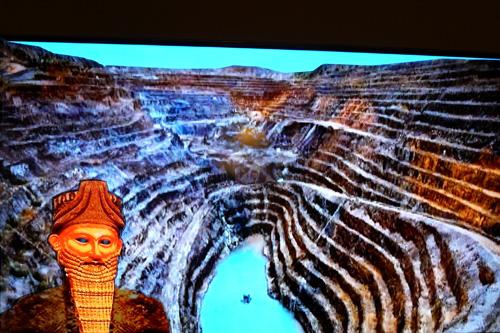 6 000 let staré sumerské texty nám odhalují historickou pravdu 11: Těžba zlata