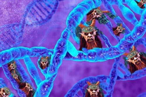 Třetí světová válka – kdo stojí proti lidstvu (20. díl): Naše DNA je z 97% uměle vytvořená a vložená parazitická struktura