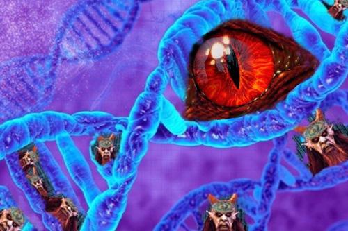 Třetí světová válka – kdo stojí proti lidstvu (21. díl): V naší DNA je vložen fraktálový podpis Archontů