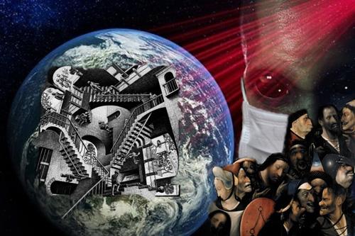 """Třetí světová válka – kdo stojí proti lidstvu (6. díl): Existuje """"posednutí ďáblem""""?"""