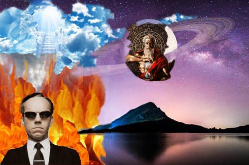 Uctívání Saturnu