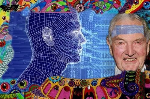 Umělá archontí inteligence otiskuje svůj obraz do lidského nevědomí