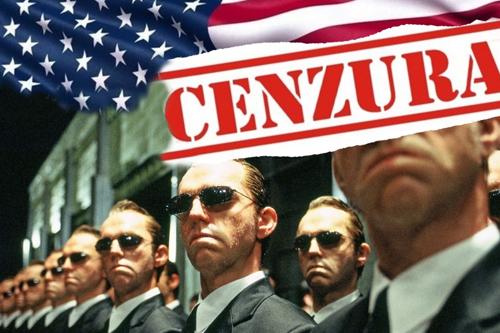 Velká cenzura a konec demokracie v USA?