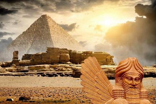 6 000 let staré sumerské texty nám odhalují historickou pravdu 28: Velká pyramida