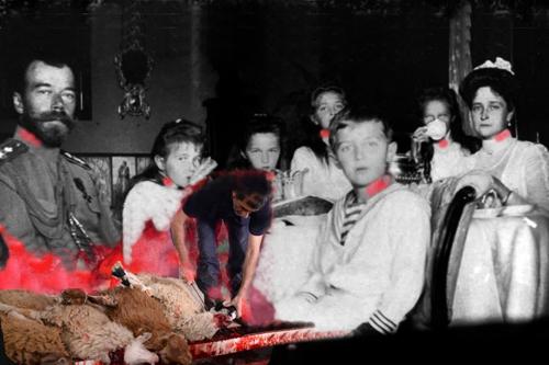 Jak se Stalin vzbouřil proti kaganovi: Vražda cara a celé jeho rodiny