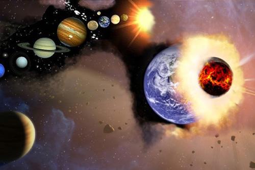 6 000 let staré sumerské texty nám odhalují historickou pravdu 4: Vznik planety Země
