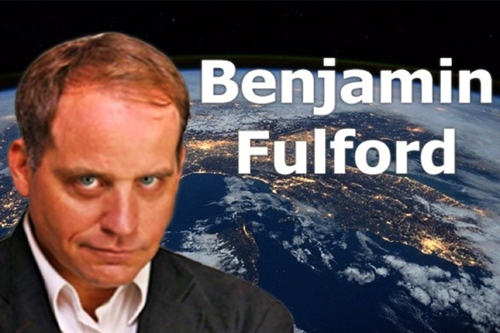 Zemětřesení je připraveno k odpálení (Benjamin Fulford) – 2. část