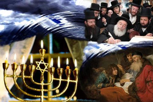 Osvoboďte zakletou princeznu – svoji duši 30: Židovství odmítá základní kosmický zákon – zákon karmy