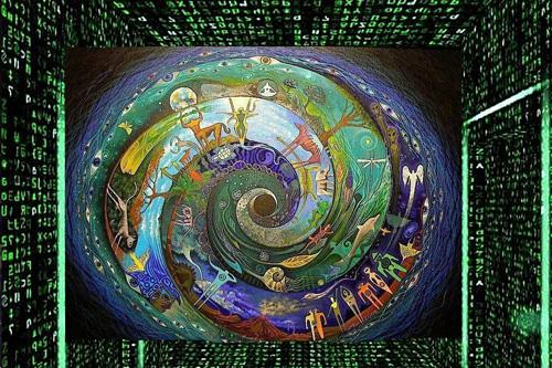 Žijeme v Matrixu, v simulované realitě