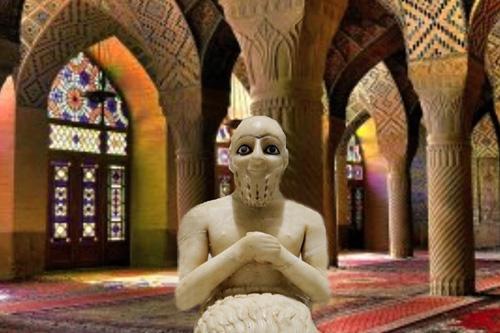 6 000 let staré sumerské texty nám odhalují historickou pravdu 22: Ziusudra